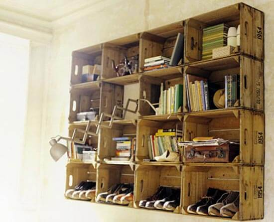 Mister Traster Blog- Guardar los libros en casa