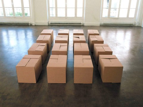Mister Traster- Consejos para una mudanza fácil- cajas