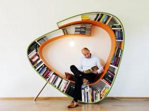 Mister Traster Blog - Guardar los libros en casa